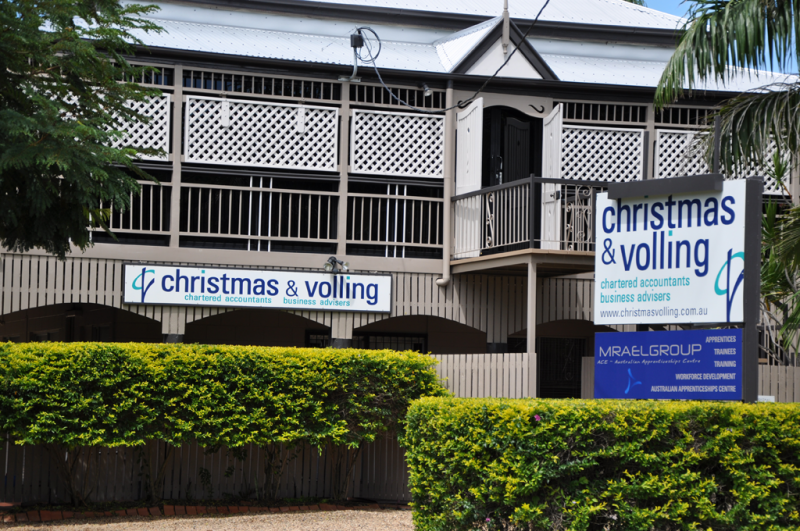 Christmas  Volling - Accountant Brisbane