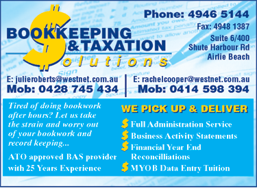 Bookkeeping & Taxation Solutions