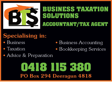 Business Taxation Solutions?Accountant/Tax Agent