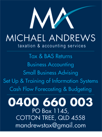 Michael Andrews Taxation & Accounting Services