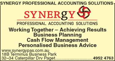 Synergy Professional Accounting Solutions