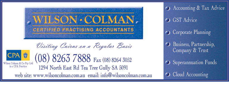 Wilson Colman Certified Practising Accountants