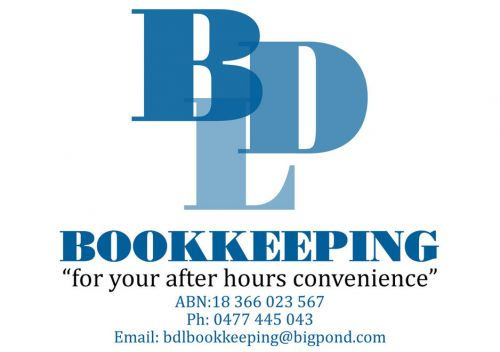 BDL Bookkeeping