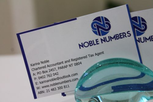Noble Numbers - Accountant Brisbane